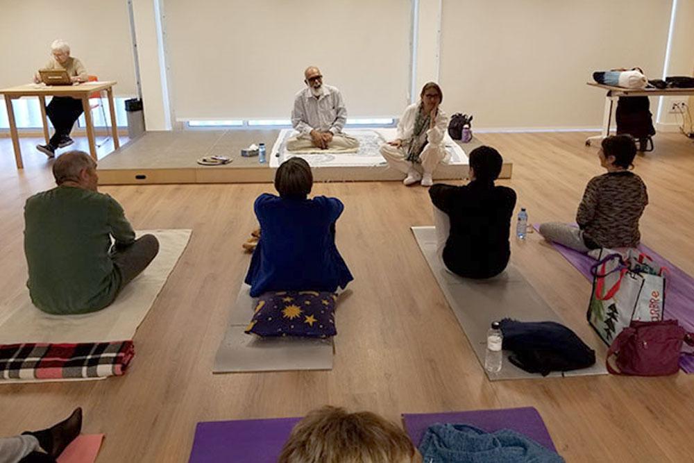 practice mindfulness/ meditation?