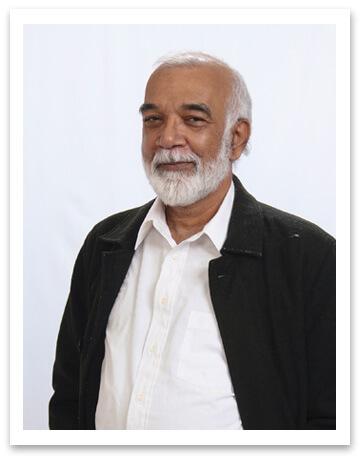 Girish jha, (guide & mentor)