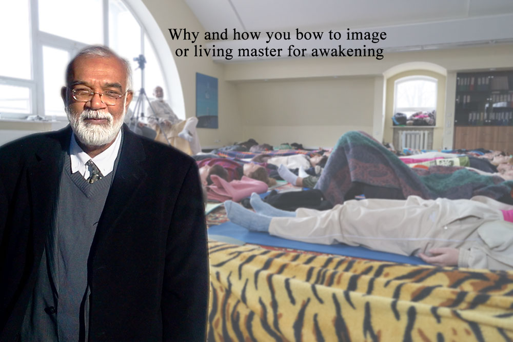 Girish sir meditation program - awakening